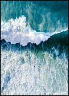 Surfers Wave, Poster