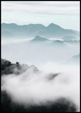 Misty Mountains, Poster