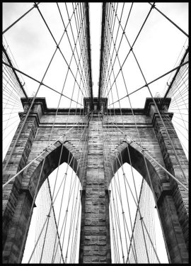 Brooklyn Bridge, Poster