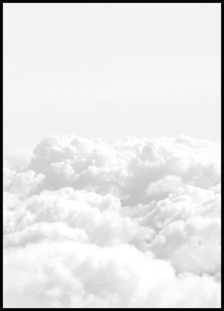 Above the Clouds, Poster