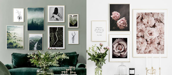 Gallery wall inspiration